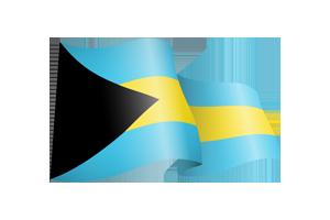 Bandera bahameña